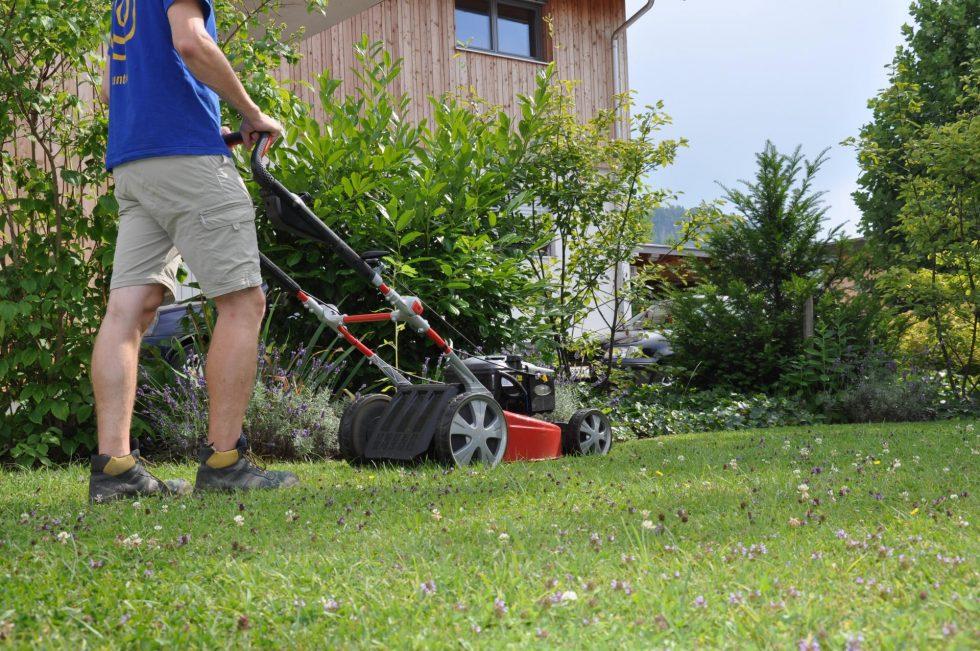 Tipps für den Garten_Rasenmähen